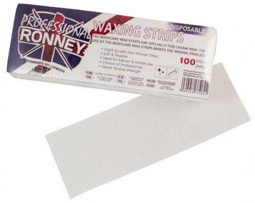 Paski do depilacji Ronney 100 sztuk