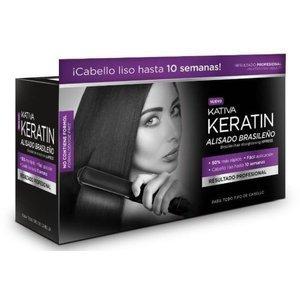 Brazylijskie prostowanie włosów Kativa Alisado Brasileno