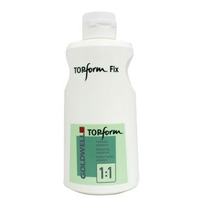 Goldwell Topform Concentrate Utrwalacz do trwałej 1000 ml