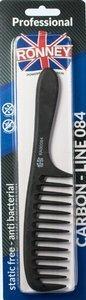 Grzebień Ronney Carbon Comb Line 084