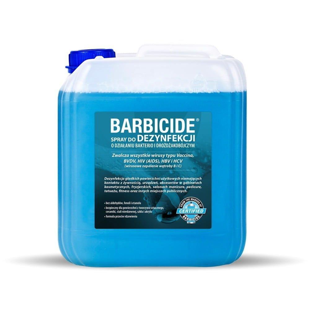 Barbicide Spray do dezynfekcji powierzchni 5000ml