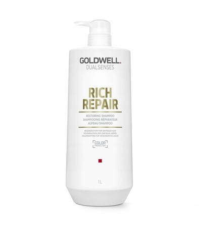 GOLDWELL Dualsenses Rich Repair szampon odbudowujący 1000 ml