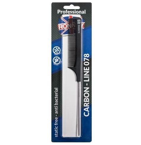 Grzebień Ronney Carbon Comb Line 078