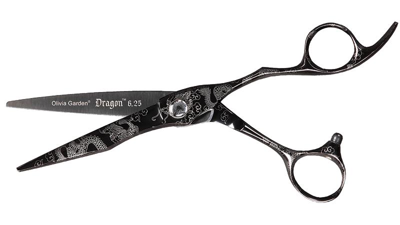"""Nożyczki fryzjerskie Olivia Garden Dragon 6.25"""""""