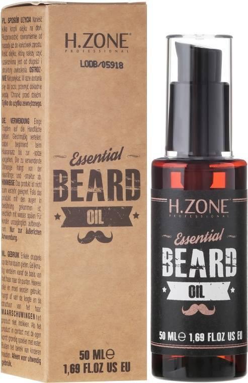 Renee Blanche H.Zone Oliwka do brody Essential Beard Oil 50 ml