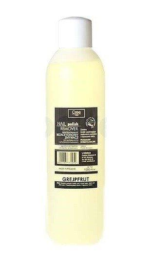 Zmywacz bezacetonowy do paznokci Cree 1000 ml grejfrut